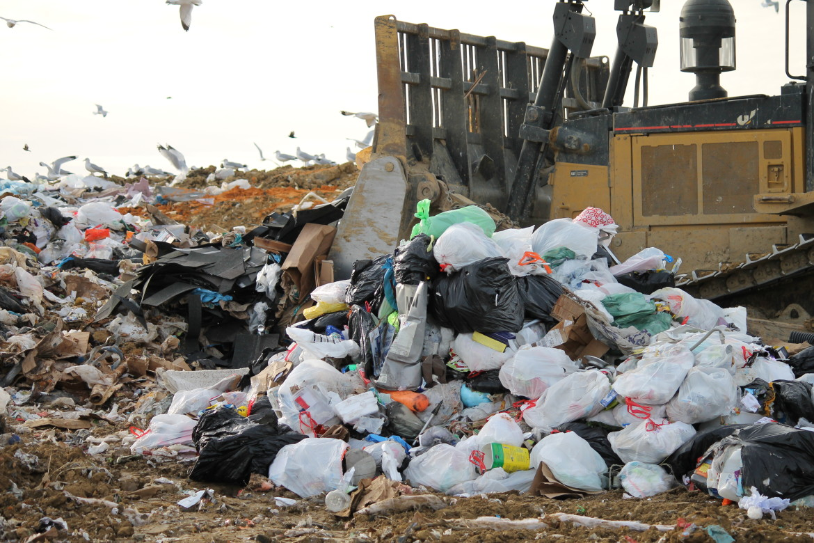 how to fix landfill problems