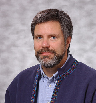 Mark Grey, UNI professor of anthropology, director of the Iowa Center for Immigrant Leadership and Integration