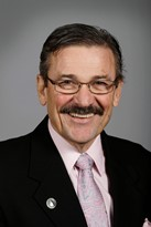 Sen. Tom Courtney, D-Burlington