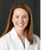Dr. Molly Moye, University of Iowa dermatology resident