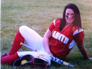 Allison Smith, killed in a November 2011 traffic accident in which state troopers suspect she was texting, was involved in several school sports at St. Ansgar Community High School. (Below) She loved horses, especially her own, Penny.