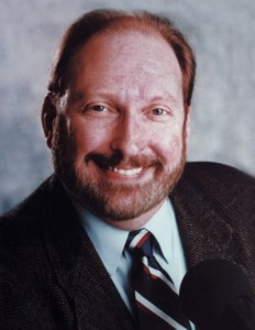 Talk show host Jim Bohannon