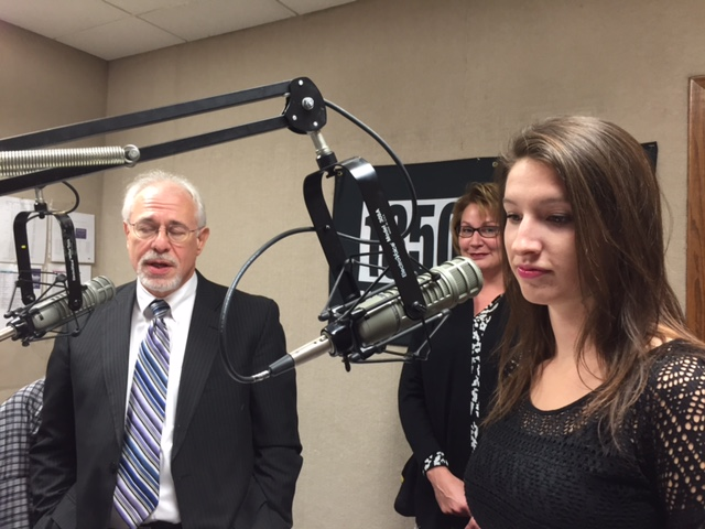 IowaWatch executive director-editor Lyle Muller and former IowaWatch reporter Katie Kuntz interviewed Nov. 19, 2014, on Micheal Libbie's KRNT radio show in Des Moines: Insight on Business: The News Hour with Michael Libbie.
