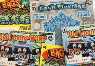 Plenty of Iowa Lottery scratch games were available as 2015 began.