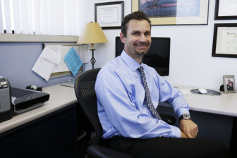 Todd Vanderah, the Department Head and Professor of Pharmacology and Anesthesiology at the University of Arizona, is conducting research looking into cannabinoids, one of them being its affect on breast cancer cells.