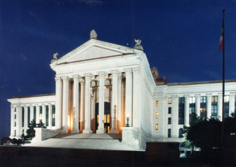 The Oklahoma Statehouse