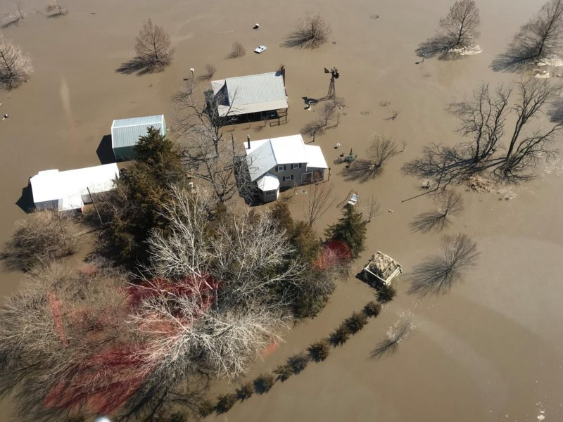 Mental Health Care Providers In Flood-Stricken Rural Areas