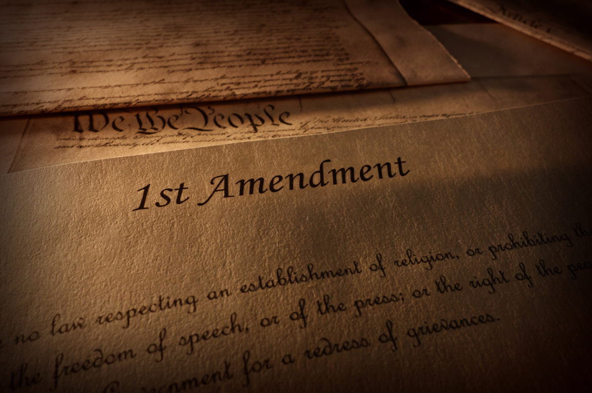Evans: Needless confusion about First Amendment